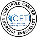 Certified Cancer Exercise Specialist